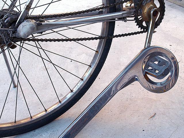 チェーン 外れ た 自転車