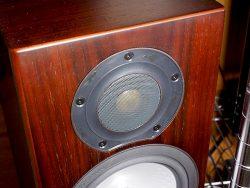 Monitor Audio Silver RX8 のプレートの修理を試みてみた結果……