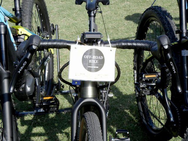 晴れて開催のCYCLE MODE RIDE OSAKA 2021へ