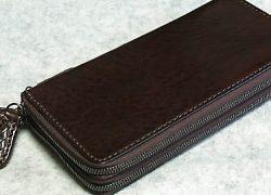 NOMADOI(ノマドイ)のラウンドファスナー長財布を購入してみた