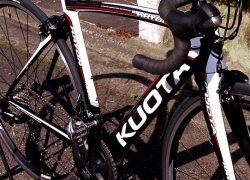 念願のロードバイク「KUOTA KRYON(2016年モデル)」購入